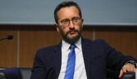 Fahrettin Altun: Türkiye Suriye'deki yıkıcı krize siyasi çözüm bulmak için de çalışıyor