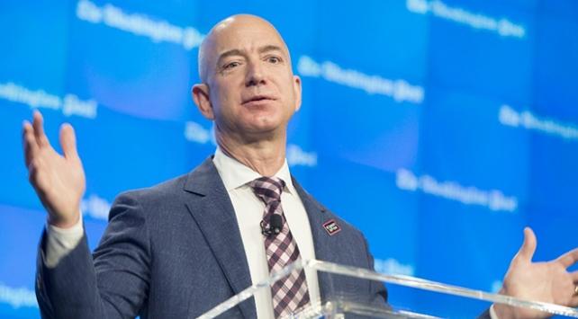Dünyanın en zengini Amazon'un sahibi Jeff Bezos oldu