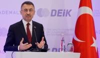 Cumhurbaşkanı Yardımcısı Oktay: Türkiye ve Malta, AB için kilit önemde