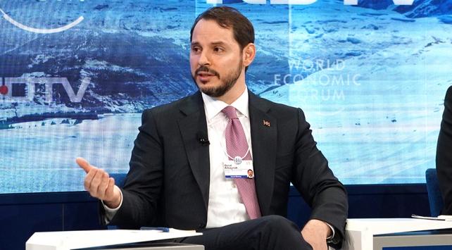 Davos'ta Türkiye mesajı: Bölgedeki tek istikrarlı ülkeyiz