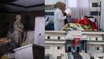 Terörden arındırılan Afrinde hastaneler şifa dağıtıyor