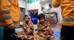 Gazete dağıtıcısı, Afgan ailenin hayatını kurtardı