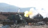 TSK, Tel Rıfat'taki YPG/PKK hedeflerini vurdu