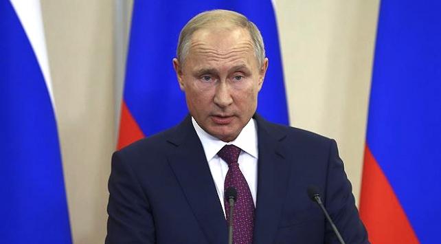 Rusya Devlet Başkanı Putin: Suriye meselesinin kalıcı çözümü üzerinde çalışıyoruz