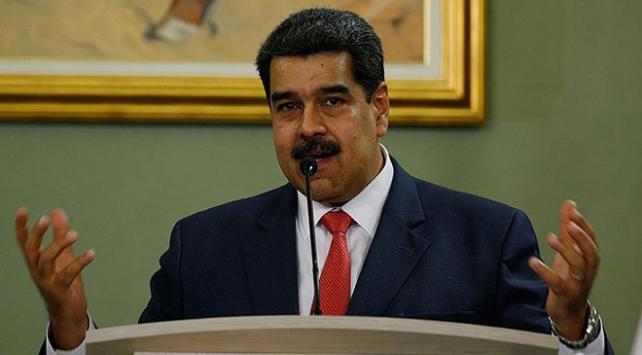 Madurodan Venezuelalılara seferberlik çağrısı