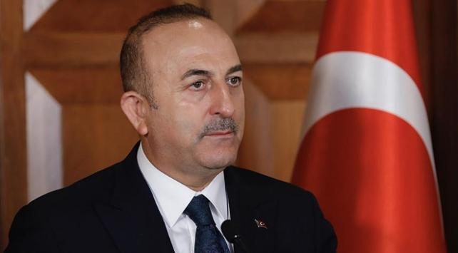 Bakan Çavuşoğlu: ABD sürekli Venezuelanın içişlerine karışmıştır