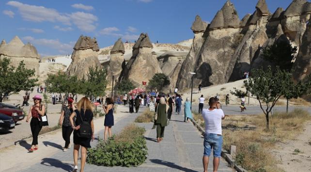 Yabancı ziyaretçi sayısında zirve yine Rusların