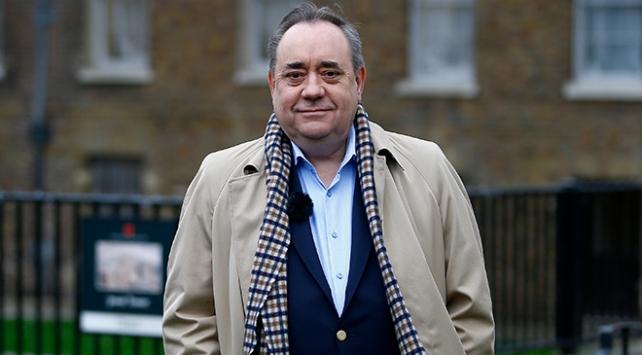 Eski İskoçya Başbakanı Salmond gözaltına alındı