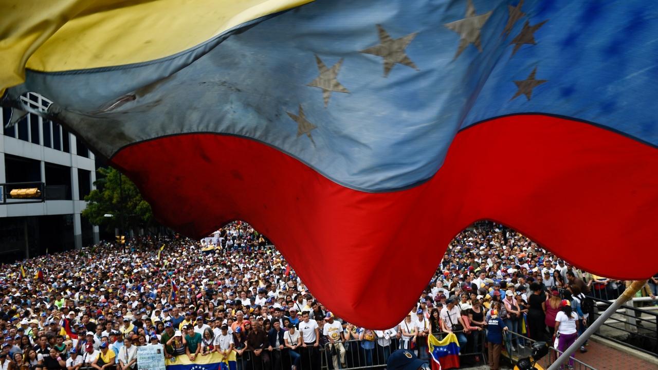 Venezuelada tansiyon yükseliyor