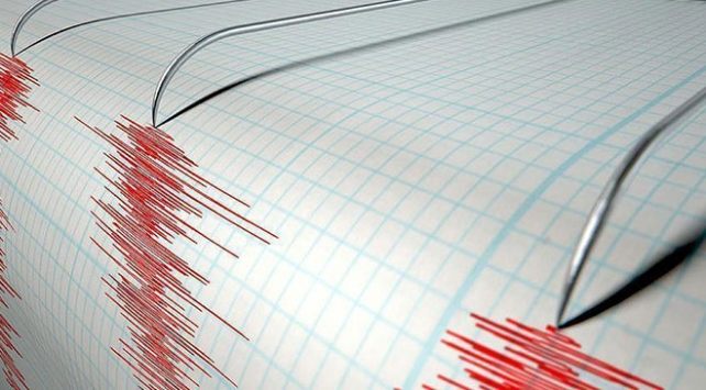 5,1 büyüklüğünde deprem meydana geldi