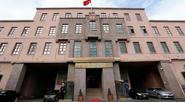 Milli Savunma Bakanlığı kararı Resmi Gazetede