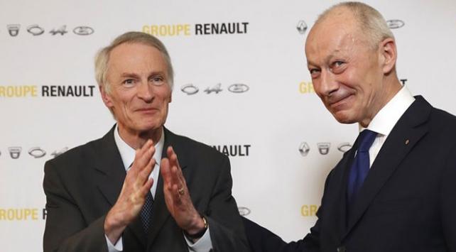 Renaultda Carlos Ghosnun yerine yeni atama