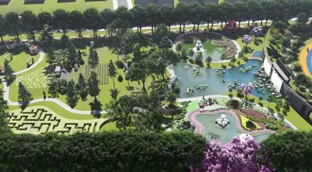 28 ilde 52 Millet Bahçesi yapılıyor