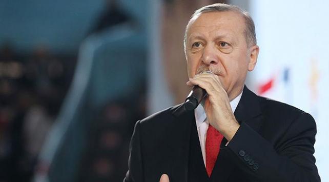 Cumhurbaşkanı Erdoğan: Bu seçimler bir beka seçimine dönüşmüştür