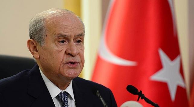 MHP Genel Başkanı Bahçeli: Tunç Soyer ismi kabul edilemez