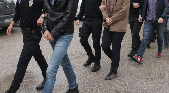 Erzincan merkezli FETÖ/PDY operasyonu: 10 gözaltı