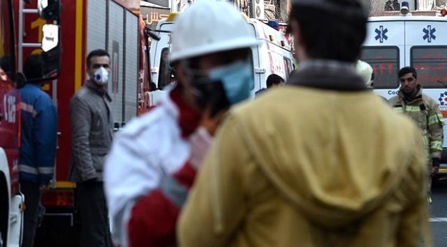 İranda Zahidan kentinde patlama