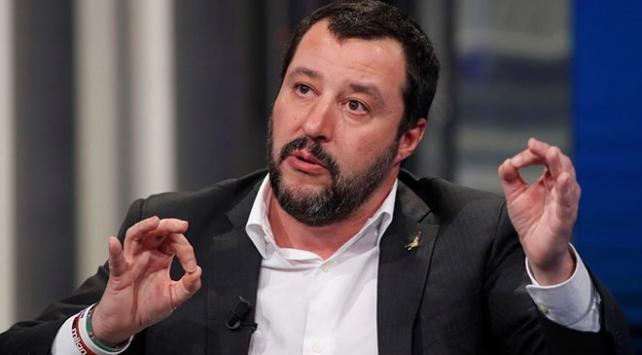 Salvini, yargılanma talebinin reddi için Senatoyu uyardı