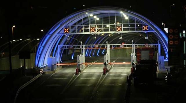Avrasya Tüneli gece 5 saatliğine trafiğe kapatılacak