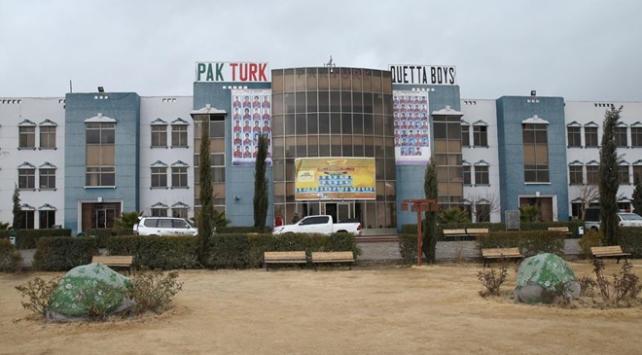 Pakistandaki FETÖ okulları TMVye devredildi