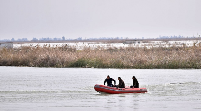 Sulama kanalına düşen öğretmenin cesedi bulundu