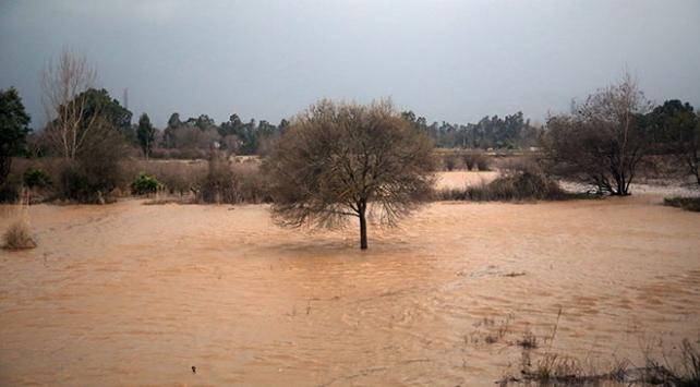"""""""Antalya ocakta ortalamanın iki katı fazla yağış aldı"""""""
