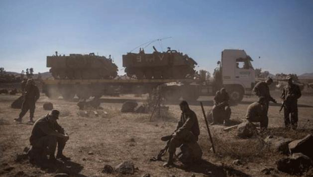 """""""Suriyede Rusya ve İsrail İrana karşı birleşiyor"""""""