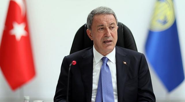 Milli Savunma Bakanı Akar: Milli ve yerli savunma sanayi tercih değil zorunluluk