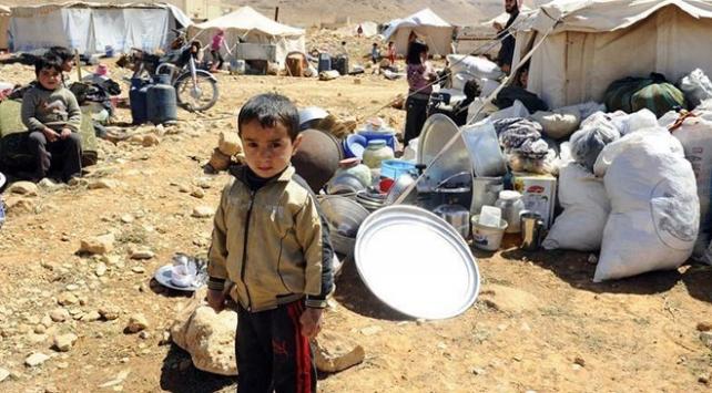Suriyede 29 bebek ve çocuk soğuk nedeniyle hayatını kaybetti