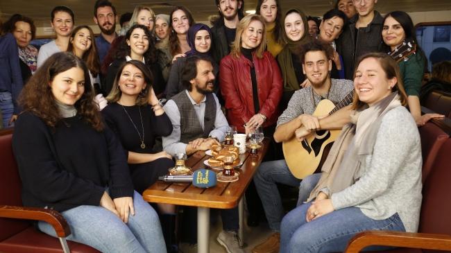Vapurda Çay Simit Sohbet 100. Bölüm