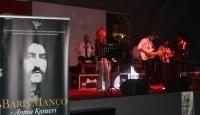 Balıkesir'de Barış Manço anısına konser