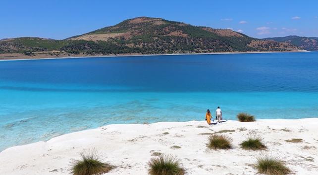 Türkiyenin Maldivleri turizmin cazibe merkezi olacak