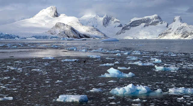 Antarktikada devasa boşluk keşfedildi