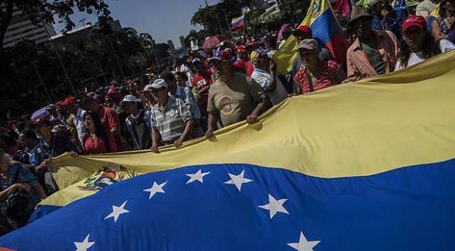 Büyükelçi Valero: Milyonlarca Venezuelalı uzun bir direniş için bekliyor