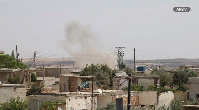 Esed rejiminden İdlibe saldırı : 2 ölü