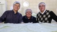 138 yıldır ürettikleri güllaç yurt dışındaki sofraları da süslüyor
