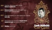 """""""Şark Bülbülü"""" Celal Güzelses'in vefatının 60. yılı"""