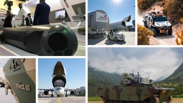 Savunma ve havacılık sanayisi 2019a güçlü başladı