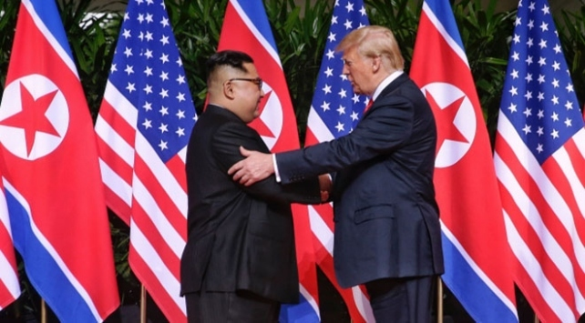 2. Trump-Kim zirvesi 27-28 Şubatta Vietnamda