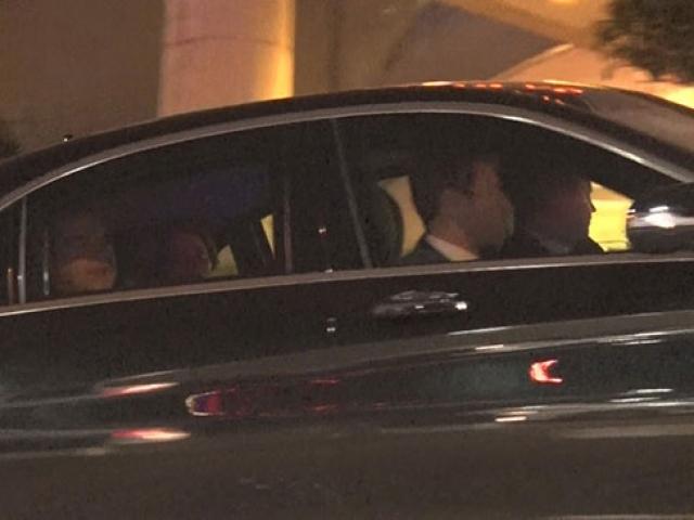 Yunanistan Başbakanı Çipras Ayasofyaya gitti
