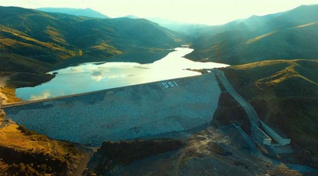 Gerede sistemiyle Ankaranın 2045e kadarki su sorunu çözülecek