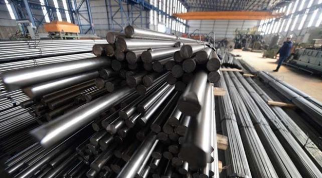 Türkiyenin çelik üretimi 37,3 milyon ton oldu