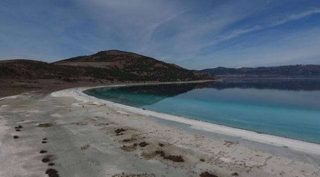Salda Gölü ve kayak merkezinde hedef 12 ay turizm
