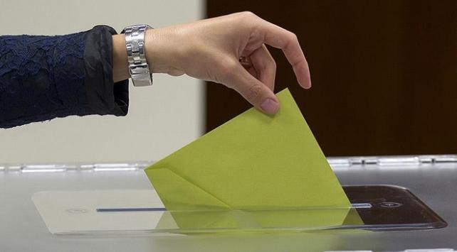 """""""Nerede oy kullanacağım"""" uygulaması kullanıma açıldı"""