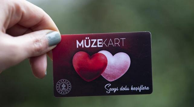 Müzekart Sevgililer Gününe özel tasarlandı