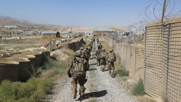 Taliban: ABD askerlerinin yarısını geri çekme sözü verdi