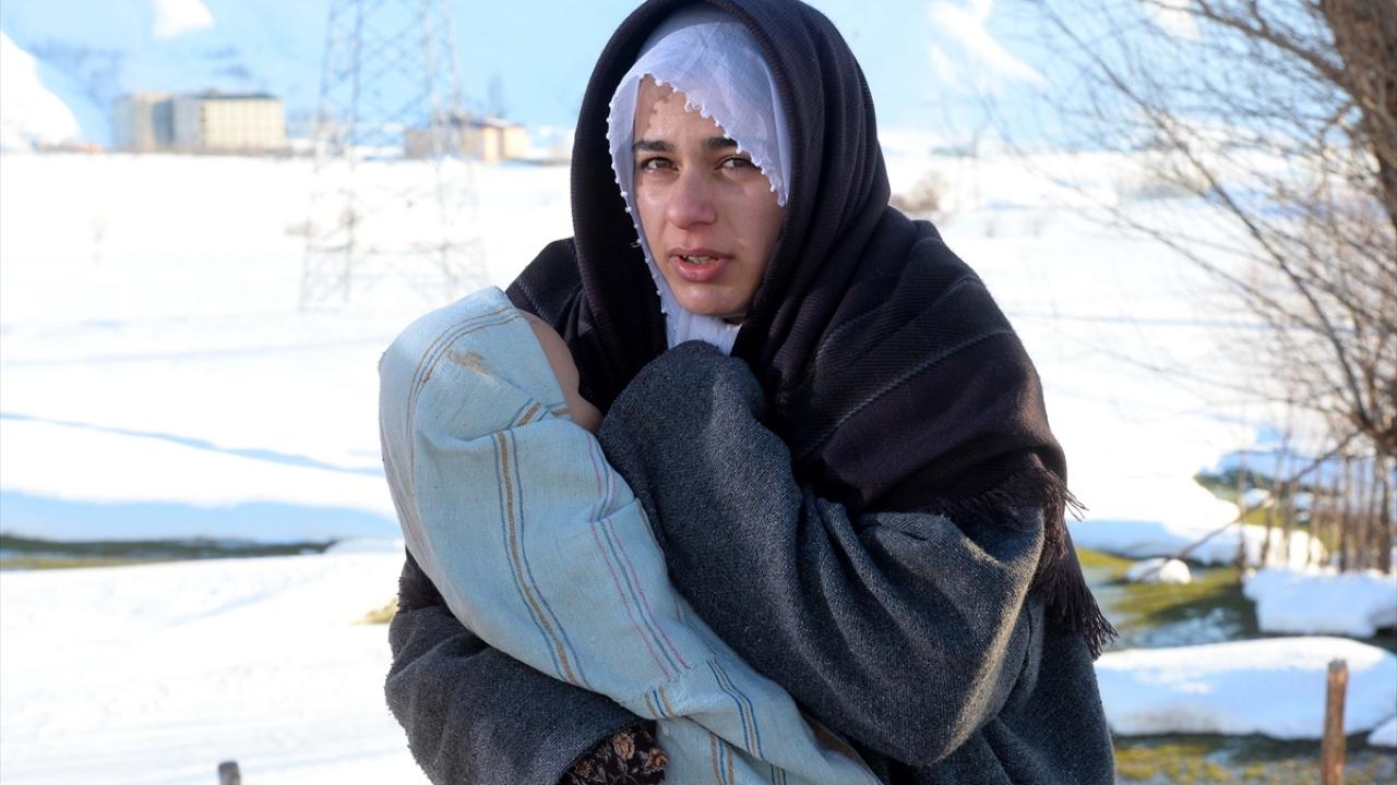 Dondurucu soğukta belgesel çekimi