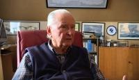 2. Dünya Savaşı'nda denizaltısını batıran Alman Kaptan TRT'ye konuştu