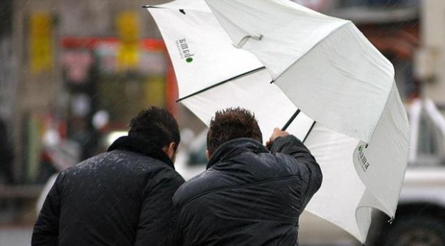 Meteorolojiden Hatay ve Osmaniye için kuvvetli rüzgar uyarısı
