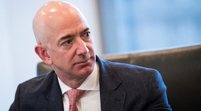 Amazonun kurucusu Bezos tehdit edildiğini açıkladı